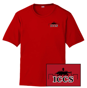ICCS SPIRIT SHIRTS SOLD ON-LINE