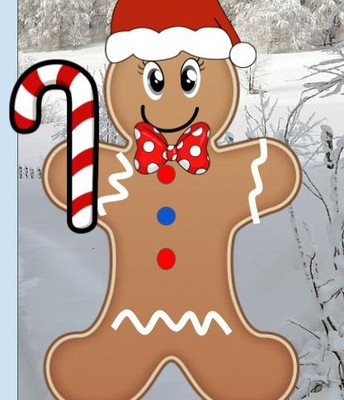 Symaria's Gingerbread Man