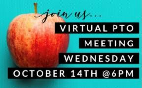 Virtual PTO Meeting 10/14