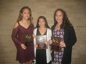 Fall Awards - Girls Cross Country