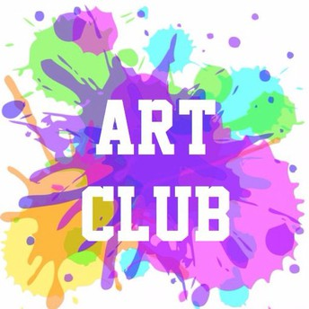 JOIN ART CLUB WITH MR. KRAUSE
