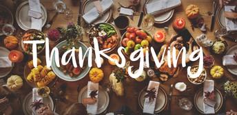 KAES Thanksgiving Dinner Nov. 20, 2019
