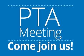 PTA Meeting - Thursday, March 11th at 6:30 p.m.