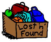 LOST & FOUND - LAST CALL