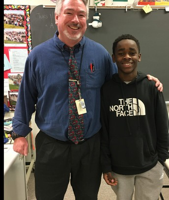 Pottsgrove Middle School Staff Profile - James M. Algeo, Jr., 8th Grade World History Teacher and Boys Basketball Coach