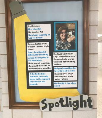 Teacher Spotlight