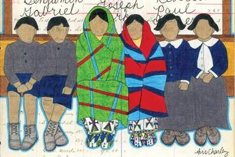 American Indian Boarding School Experience