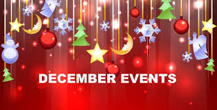 December - Upcoming Events