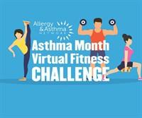 Asthma Awareness Month Virtual Fitness Challenge