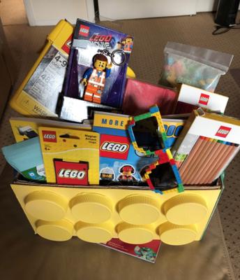Mrs. B's Class Lego Basket