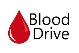 Blood Drive This Monday