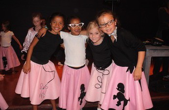 K-1-2 Sock Hop is This Friday
