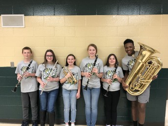 A.S.B.O.A. All-Region Bands