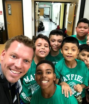 Coach Frischkorn's Green Team!