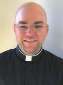 Welcome to Fr. Brendan Rowley!