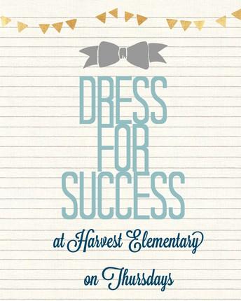 Dress for Success Thursdays