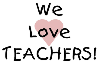 Teacher Appreciation Week, May 4-8