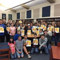 Students published a book & dedicated it to Coach Gomez