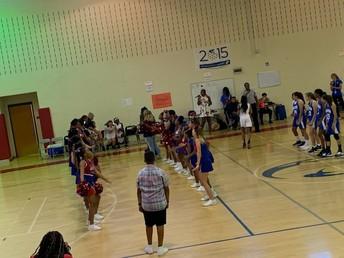Girls Basketball Home Opener!