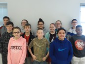 MMS Students of the Month