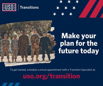 Register for our Transition Program