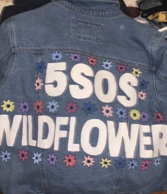 Decorated jacket!