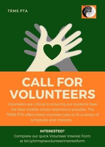 PTA Volunteers