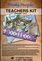 We Are All Treaty People-Teacher's Kit