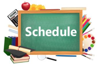 CMAS Testing Schedule