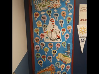 Kinder-Second Grade Category:  Mrs. Salazar's Class!