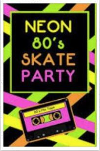 East Riverside - 80's Skate Party