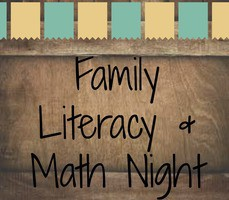 Literacy/Math Night