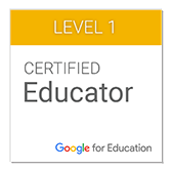 What are the benefits to becoming a Google Certified Educator?