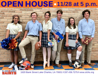 Parent Volunteers Needed for Open House Tours
