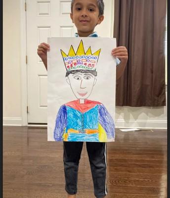 Created by Sanjay G., Kindergarten