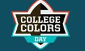 College Day - Friday, 1/8/2021