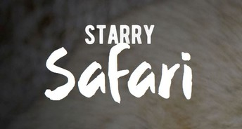 Starry Safari Overnight Adventure!
