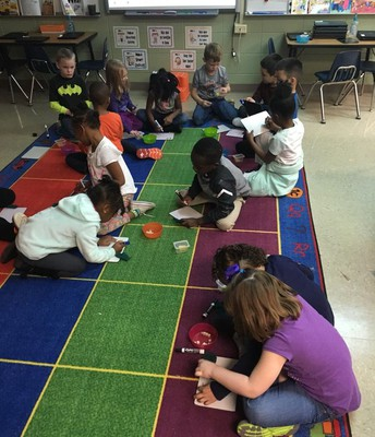 Nelle-Davis' Kindergarten Class