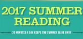 2017 Summer Reading