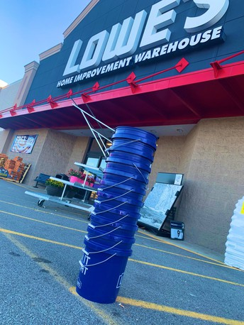 Lowes Supports BTMS Music Program