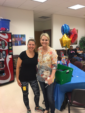 A SPECIAL THANK YOU TO OUR PARENT COUNCIL!!!