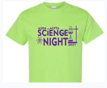 Support ACPTA Science Night