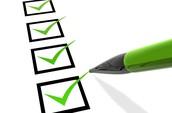 High School Graduation Checklist