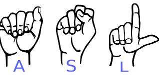 Sign Language Activity