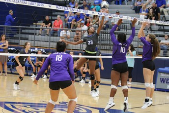 Weatherford Volleyball Update