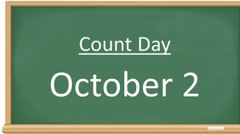 COUNT DAY - OCTOBER 2