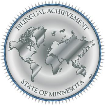 Bilingual Platinum Seal
