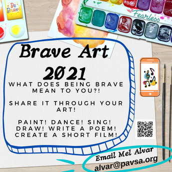 Community Partnership: Brave Art