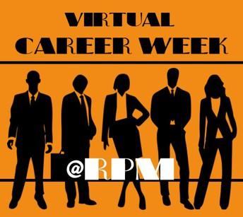 Career Week Speakers Needed