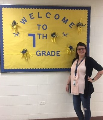 Lindsay Weathers - 7th Grade Counselor